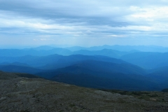 The Vista from Atop Mount Washington
