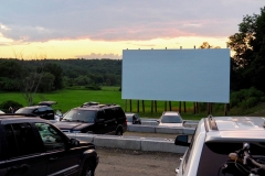 Farmington's Narrow Gauge Cinema Drive In