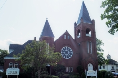 South Church - Requisite Small Town Congregational Church