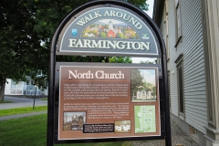 Farmington Walking Tour - North Church
