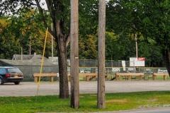 Farmington's Little League field