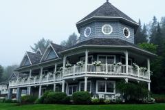 La Maison Bleue du Lac Wallace