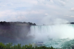 Edge of Horseshoe Falls